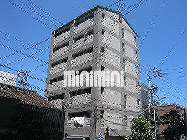 Komodokasa Miwa[7階]の外観