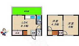 八幡市駅 3.2万円