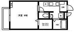 コンフォート戸塚[202号室号室]の間取り