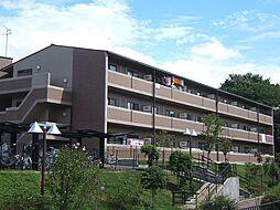 京都府宇治市広野町中島の賃貸マンションの外観