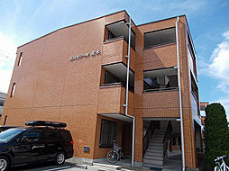 エスポワール茨木[2階]の外観