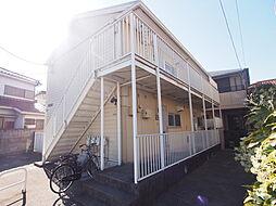 竹の塚ハイツ[101号室]の外観
