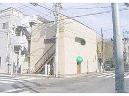 第二小坂荘[2階]の外観