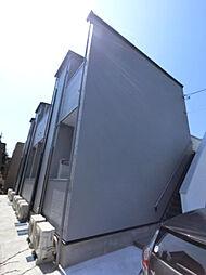 千葉県千葉市花見川区花園1の賃貸アパートの外観