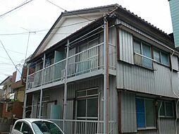 第4井上荘[2階]の外観