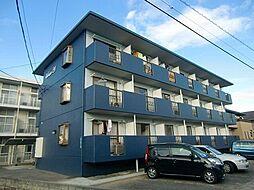 岡山県岡山市北区西之町の賃貸マンションの外観