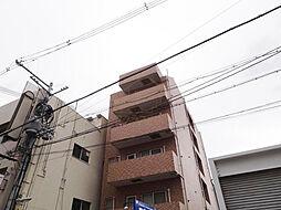 シャルマン鳳駅前[202号室]の外観