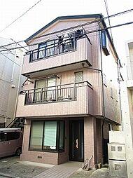 アパートゆう[3階]の外観