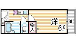 アーバンヨシダI[305号室]の間取り