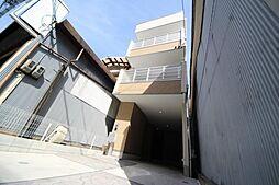 [一戸建] 大阪府大阪市生野区新今里1丁目 の賃貸【/】の外観
