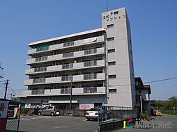 浜町マンション[6階]の外観