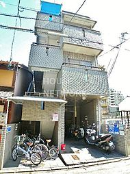 京都府京都市下京区若宮通五条上る布屋町の賃貸マンションの外観