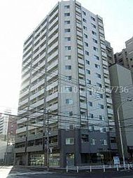 北海道札幌市中央区南一条東6丁目の賃貸マンションの外観