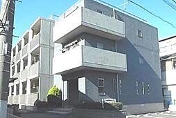 東京都江東区東砂6丁目の賃貸マンションの外観