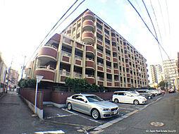 福岡県北九州市小倉北区砂津2丁目の賃貸マンションの外観