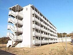 ビレッジハウス迎田4号棟[2階]の外観
