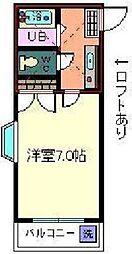 アピア志木[201号室]の外観