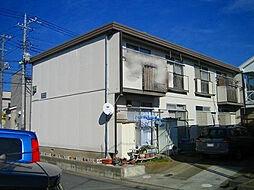 三橋ハイツA[201号室]の外観