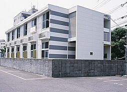 大阪府大阪市東淀川区豊新1の賃貸アパートの外観