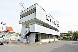 大阪府交野市藤が尾3丁目の賃貸マンションの外観