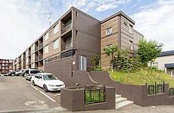 北海道札幌市豊平区平岸四条18丁目の賃貸マンションの外観