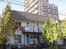 コーポ福家[1階]の外観