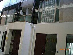 セレブコート安立[2階]の外観