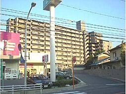 広島県広島市安佐南区大町東1丁目の賃貸マンションの外観