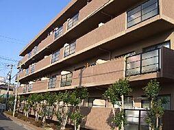 フルール香ヶ丘[1階]の外観