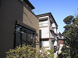 川名コーポ[102号室]の外観