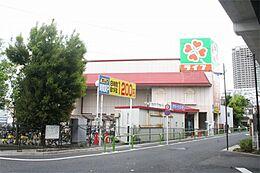 ライフ石神井公園店(1308m)