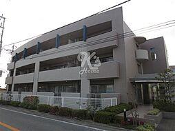 兵庫県三木市別所町小林の賃貸マンションの外観