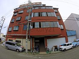兵庫県川西市久代3丁目の賃貸マンションの外観