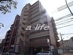 兵庫県神戸市灘区六甲町5丁目の賃貸マンションの外観
