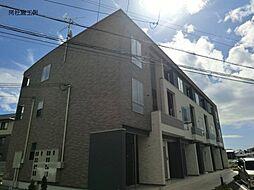 サニーフラット伊丹[1階]の外観