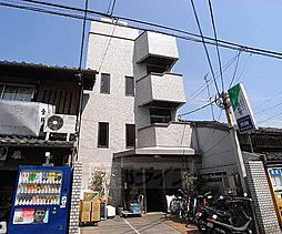 京都府京都市北区長乗西町の賃貸マンションの外観