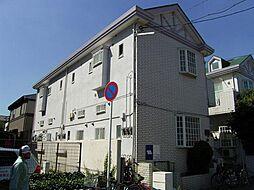 ホワイトコート新浦安[2階]の外観