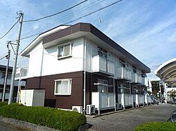 シーズ桜A[1階]の外観