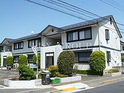 東京都立川市西砂町6丁目の賃貸アパートの外観