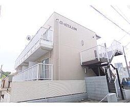東京都品川区上大崎1丁目の賃貸マンションの外観