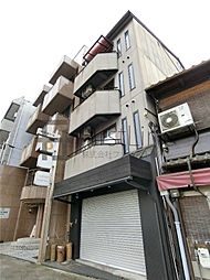 京都府京都市東山区夷町の賃貸マンションの外観