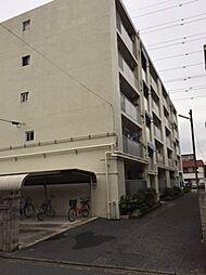 新横浜マンションB棟の外観
