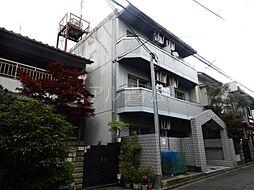 京都府京都市東山区下梅屋町の賃貸マンションの外観