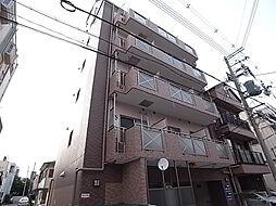 ベルエアー塚本通[601号室]の外観