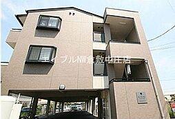 岡山県倉敷市堀南丁目なしの賃貸マンションの外観