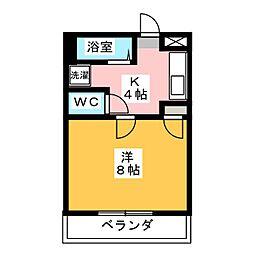 COMFORT98[1階]の間取り