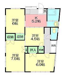 鴨宮駅 6.3万円