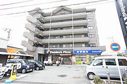 神奈川県秦野市曽屋の賃貸マンションの外観