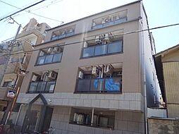 ポアール住之江[4D号室]の外観