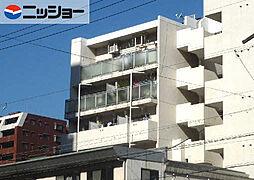 KMハイツ[4階]の外観